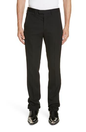 CALVIN KLEIN 205W39NYC Wool Tuxedo Pants