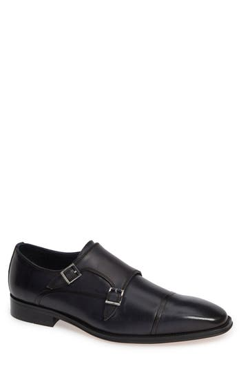 Jump Mario Double Monk Strap Shoe