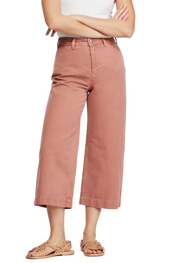 We the Free by Free People Patti Crop Cotton Pants