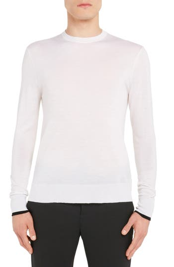 Neil Barrett Wool Blend Sweater