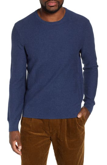 J.Crew Garter Stitch Cotton Sweater