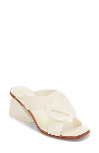 Mercedes Castillo Carlein Slide Sandal