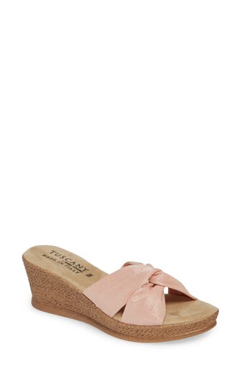 TUSCANY by Easy Street® Dinah Platform Wedge Sandal
