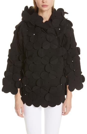 Paskal Appliqué Hooded Jacket