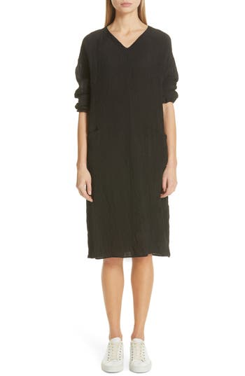 Sara Lanzi Long T-Shirt Dress