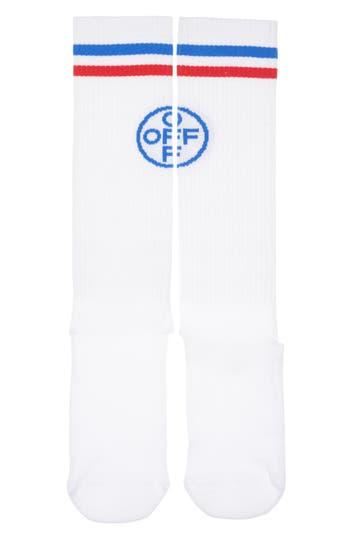 Off-White Long Cross Off Socks