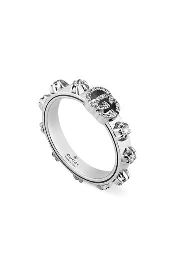 Gucci GG Running Diamond Ring