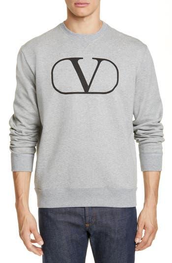 Valentino V-Logo Sweatshirt