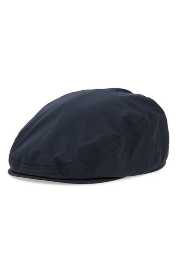 Barbour Irvine Wax Driving Cap