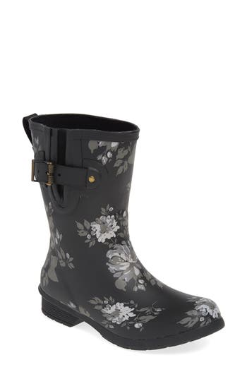 Chooka Abbie Waterproof Mid Rain Boot (Women)