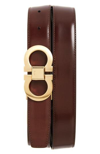 Men's Salvatore Ferragamo Reversible Belt