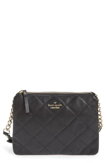 Kate Spade New York Emerson Place Harbor Leather Crossbody Bag -