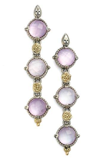 Women's Konstantino 'Iliada' Triple Drop Earrings