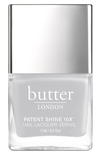 Butter London 'Patent Shine 10X' Nail Lacquer - Sterling
