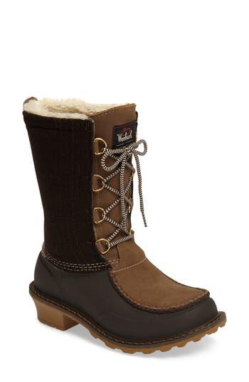 Woolrich Fully Woolly Waterproof Snow Boot