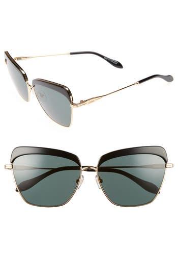 Sonix Highland 61Mm Square Sunglasses -