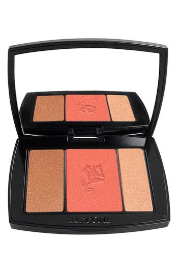 Lancôme Blush Subtil All-In-One Contour, Blush & Highlighter Palette - 158 Peche Savvy