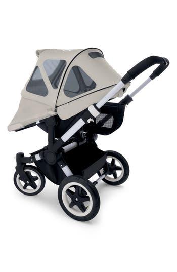 Infant Bugaboo Donkey  Breezy Sun Canopy Size One Size  Grey