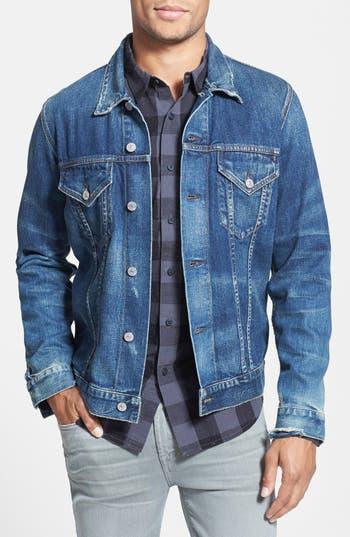 Men's Citizens Of Humanity Classic Selvedge Denim Jacket