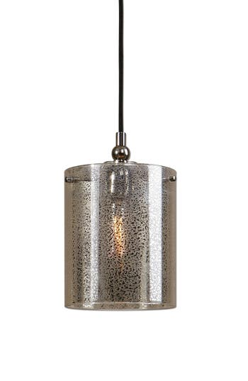 Uttermost Mariano Mercury Glass Mini Pendant Lamp