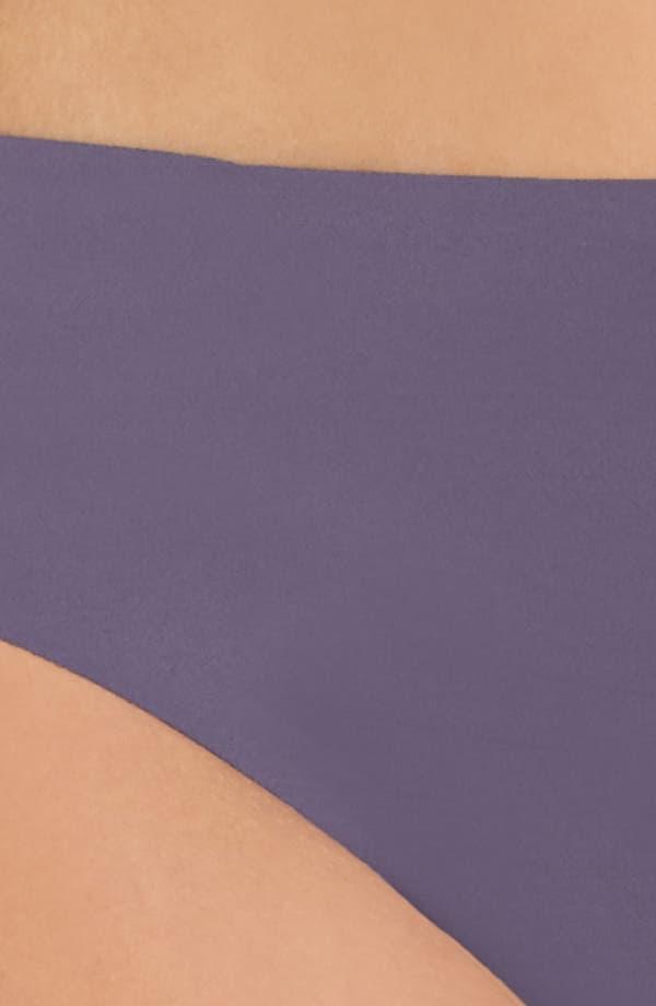 Undie-tectable B'tweenie Panty,                             Alternate thumbnail 4, color,                             Oxidized Purple
