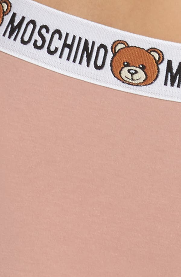Alternate Image 8  - Moschino Bear Boyshorts