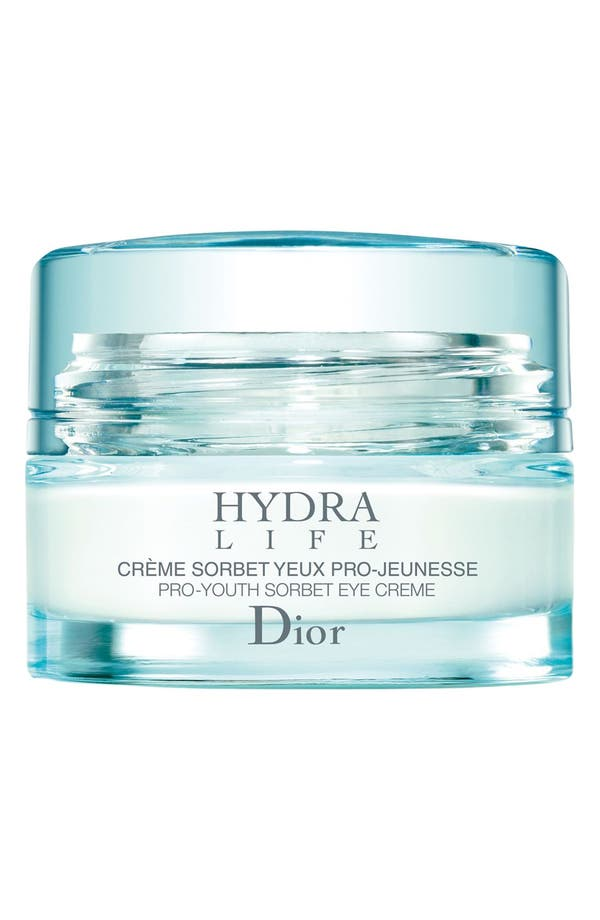 Alternate Image 1 Selected - Dior 'Hydra Life' Pro-Youth Sorbet Eye Creme