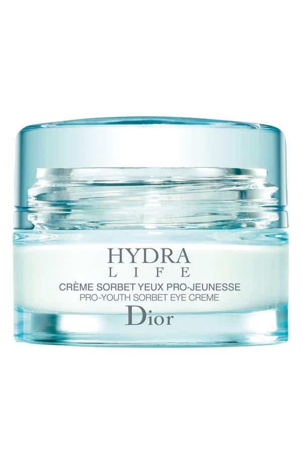 Main Image - Dior 'Hydra Life' Pro-Youth Sorbet Eye Creme