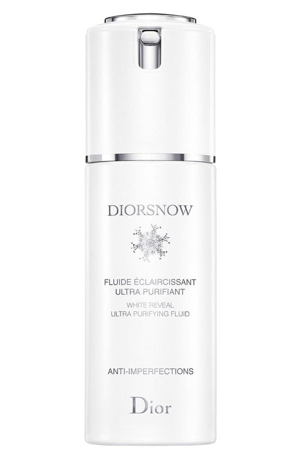 Alternate Image 1 Selected - Dior 'Diorsnow' White Reveal Ultra Purifying Fluid
