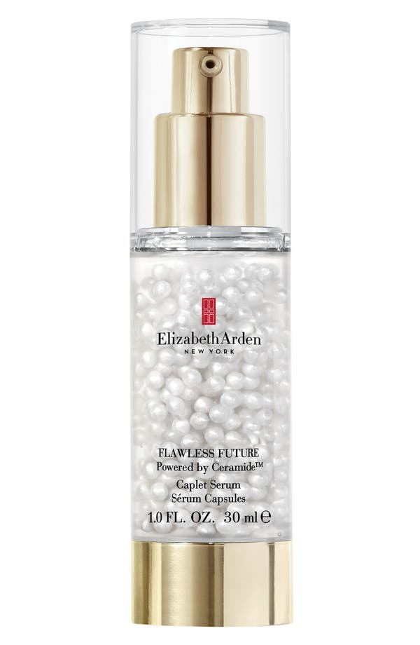 FLAWLESS FUTURE Powered by Ceramide<sup>™</sup> Caplet Serum,                         Main,                         color, No Color