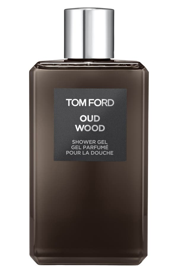 Alternate Image 1 Selected - Tom Ford 'Oud Wood' Shower Gel