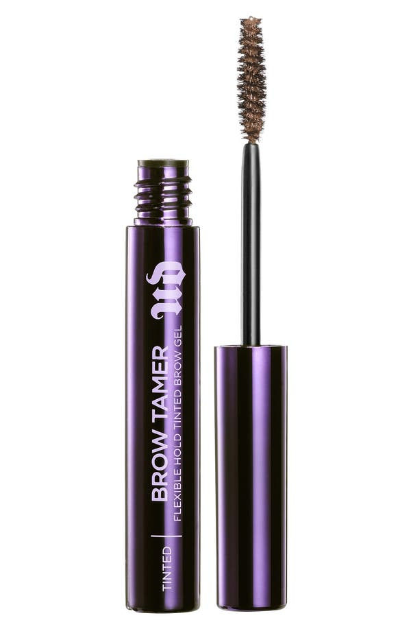 Brow Tamer Flexible Hold Brow Gel,                         Main,                         color, Warm Brown