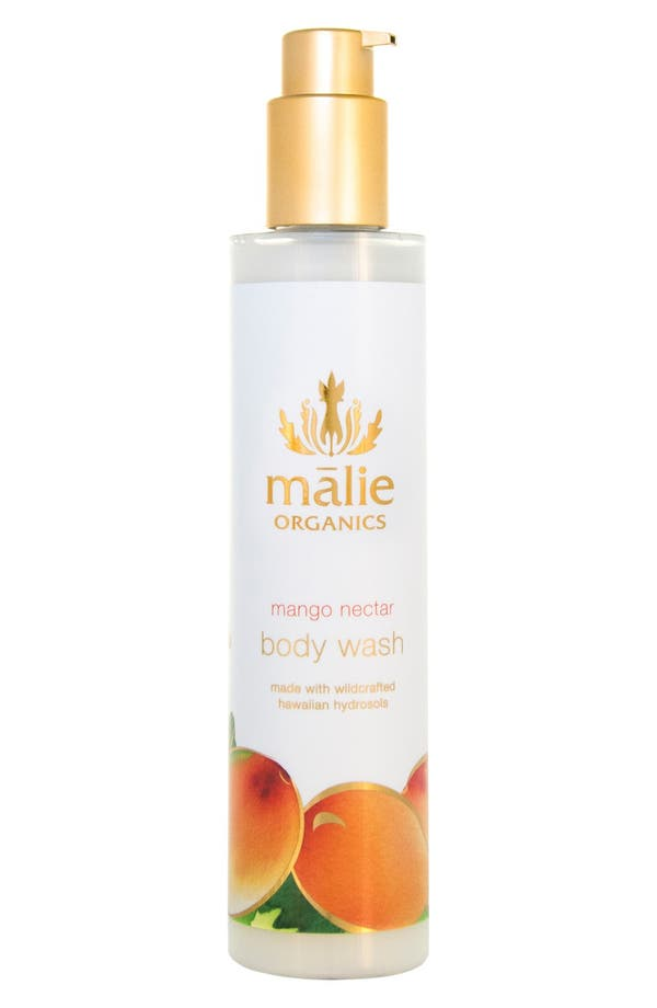 Main Image - Malie Organics Mango Nectar Organic Body Wash