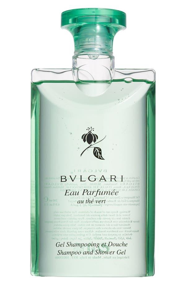 Alternate Image 1 Selected - BVLGARI 'Eau Parfumée au thé vert' Shampoo and Shower Gel