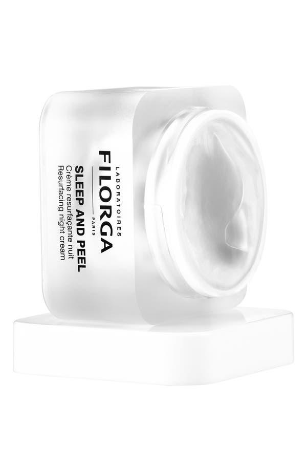 Alternate Image 1 Selected - Filorga Sleep and Peel® Resurfacing Night Cream