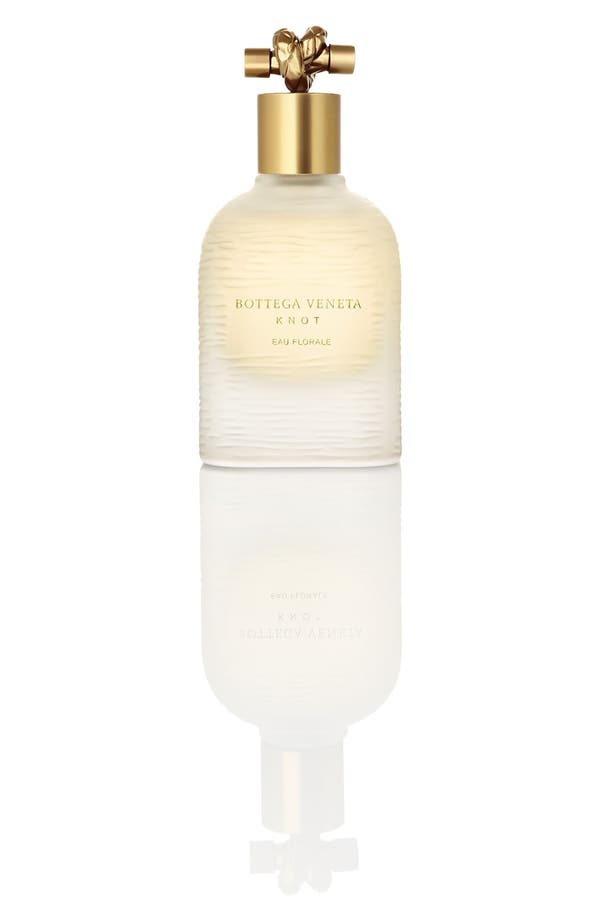 Bottega Veneta Knot Eau Florale,                             Alternate thumbnail 3, color,                             No Color