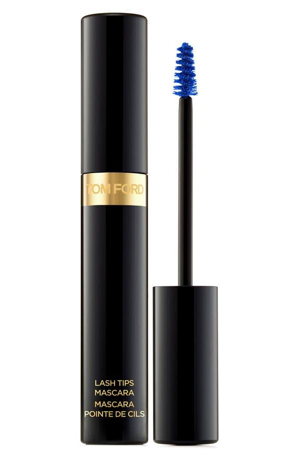 'Noir' Lash Tips Mascara,                             Main thumbnail 1, color,                             Pure Cobalt