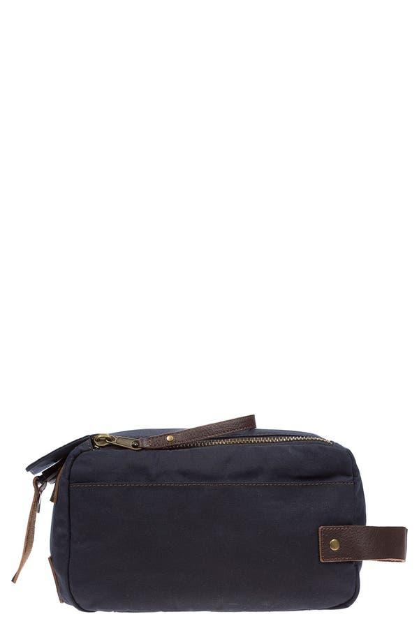 Alternate Image 1 Selected - Will Leather Goods 'Mt. Hood' Travel Kit