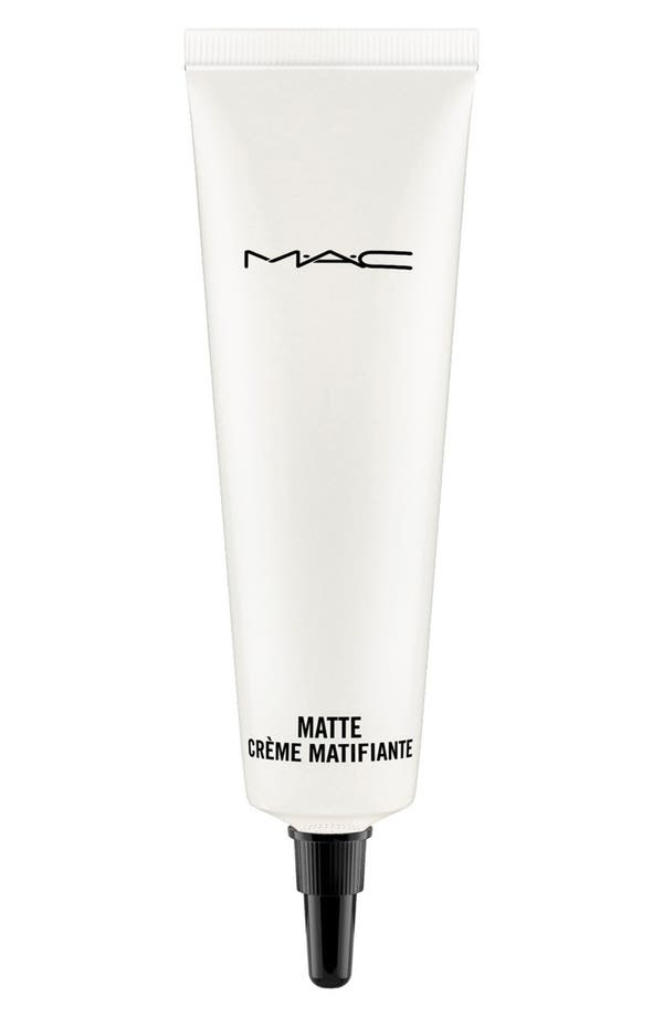 Alternate Image 1 Selected - MAC 'Matte' Cream