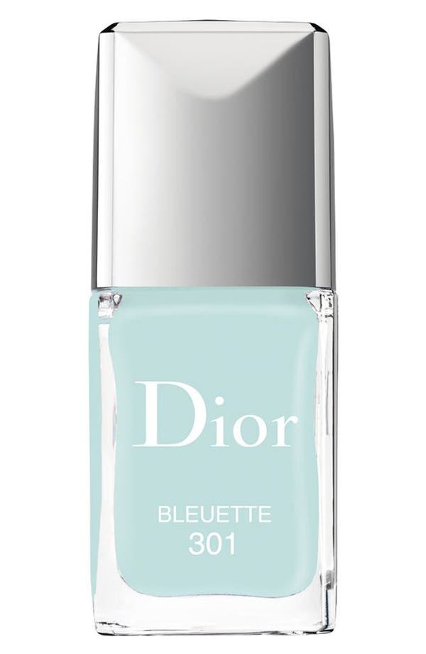 Alternate Image 1 Selected - Dior 'Spring 2016 - Vernis' Gel Shine & Long Wear Nail Lacquer