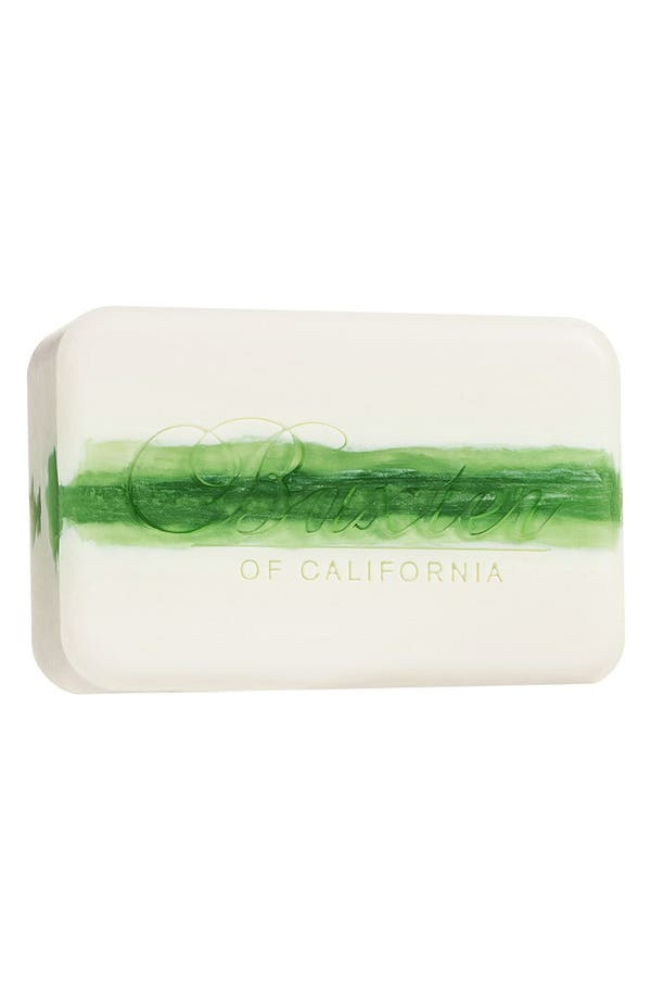 Main Image - Baxter of California Italian Lime & Pomegranate Vitamin Cleansing Bar