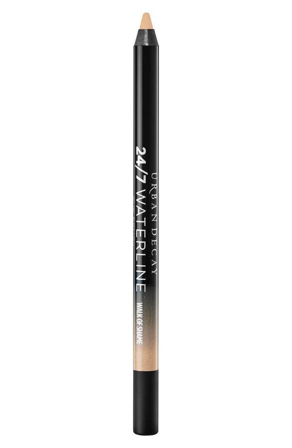 24/7 Waterline Eye Pencil,                             Main thumbnail 1, color,                             Walk Of Shame