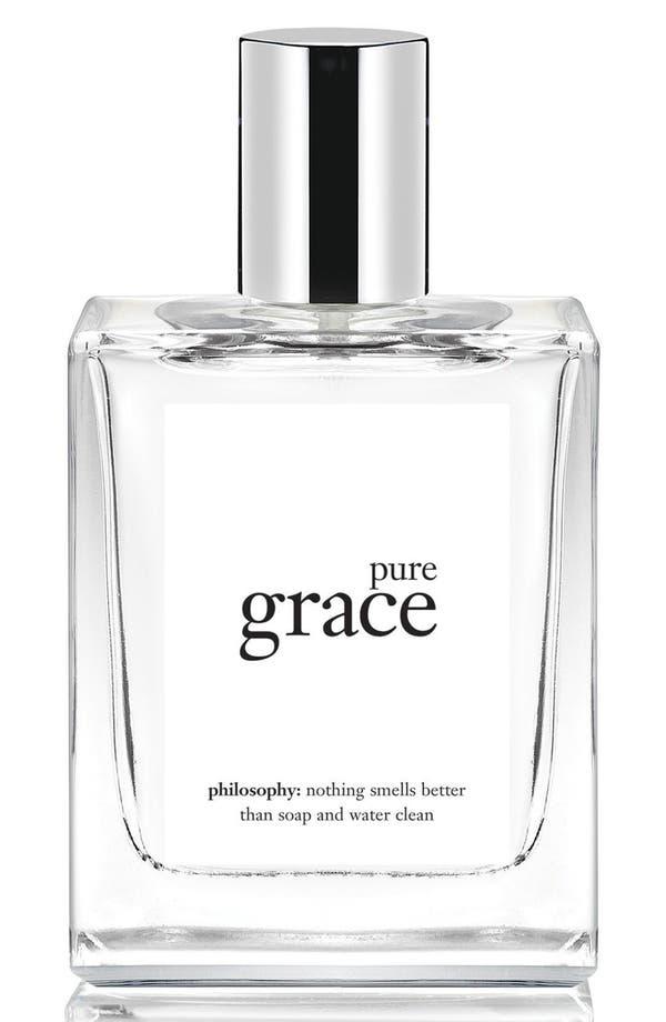 'pure grace' spray fragrance,                         Main,                         color, No Color