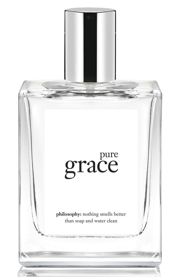 'pure grace' spray fragrance,                         Main,                         color, No Color