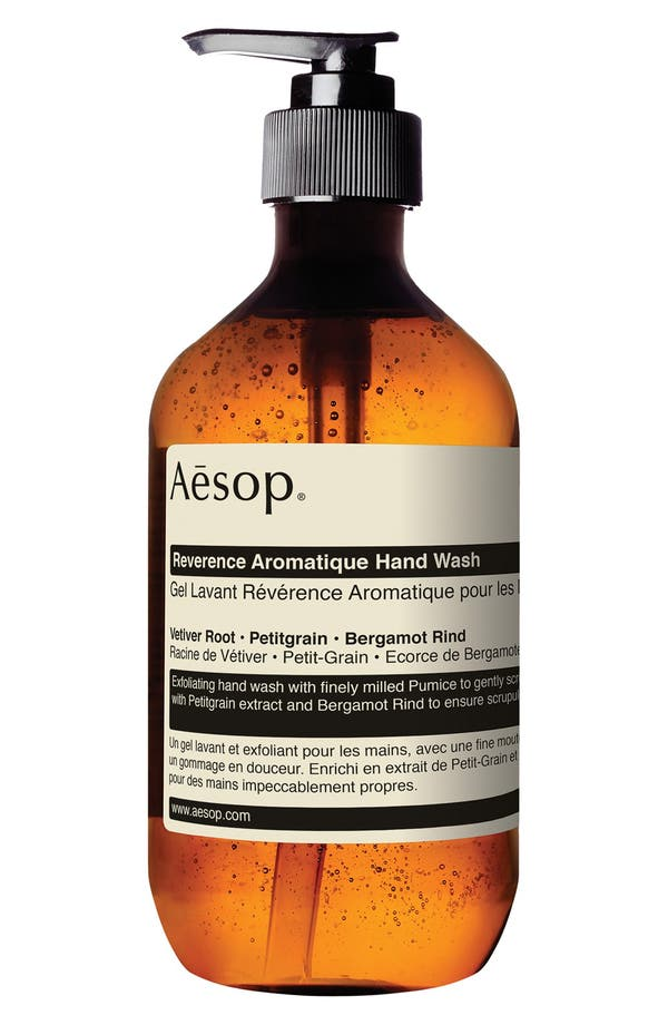 Alternate Image 1 Selected - Aesop Reverence Aromatique Hand Wash