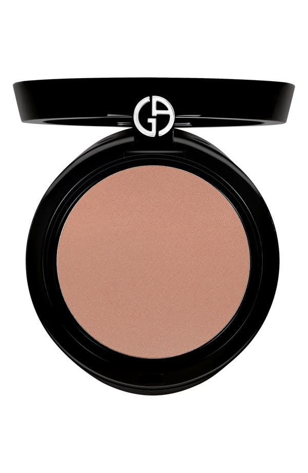 Alternate Image 1 Selected - Giorgio Armani 'Cheek Fabric' Blush