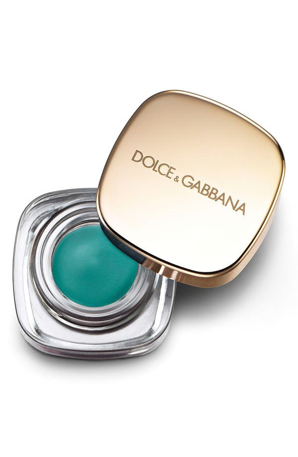 'Summer in Italy - Perfect Mono' Matte Cream Eye Color,                         Main,                         color, Turquoise