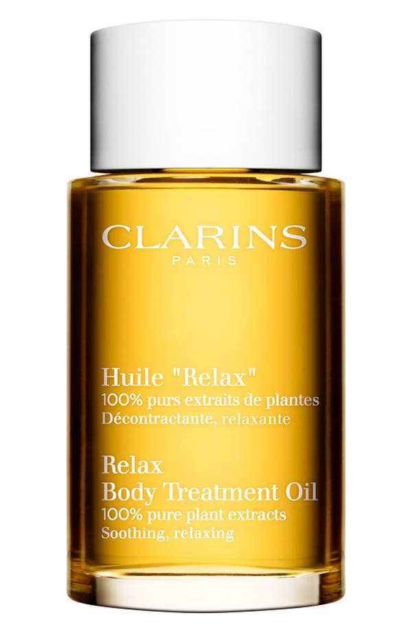 Alternate Image 1 Selected - Clarins 'Relax' Body Treatment Oil