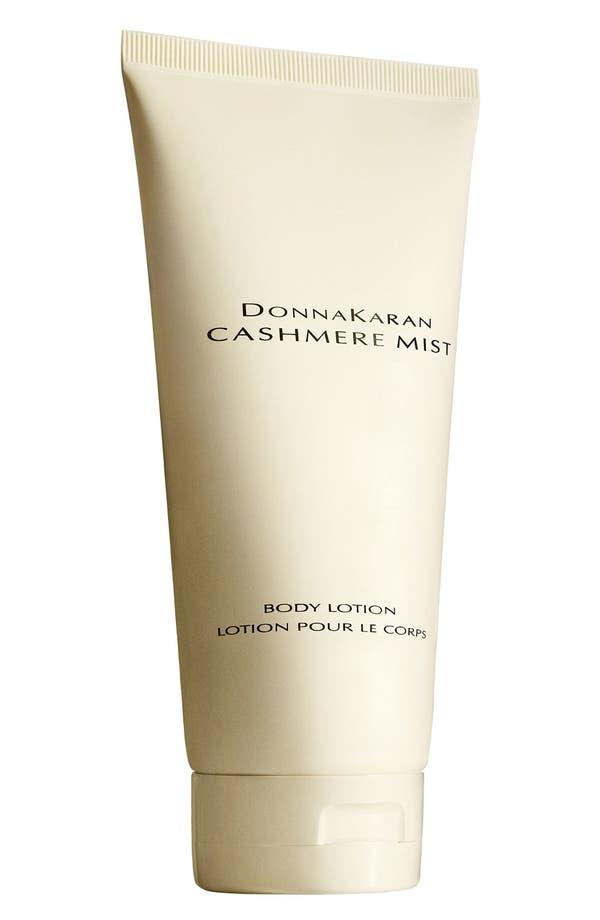 Main Image - Donna Karan 'Cashmere Mist' Body Lotion