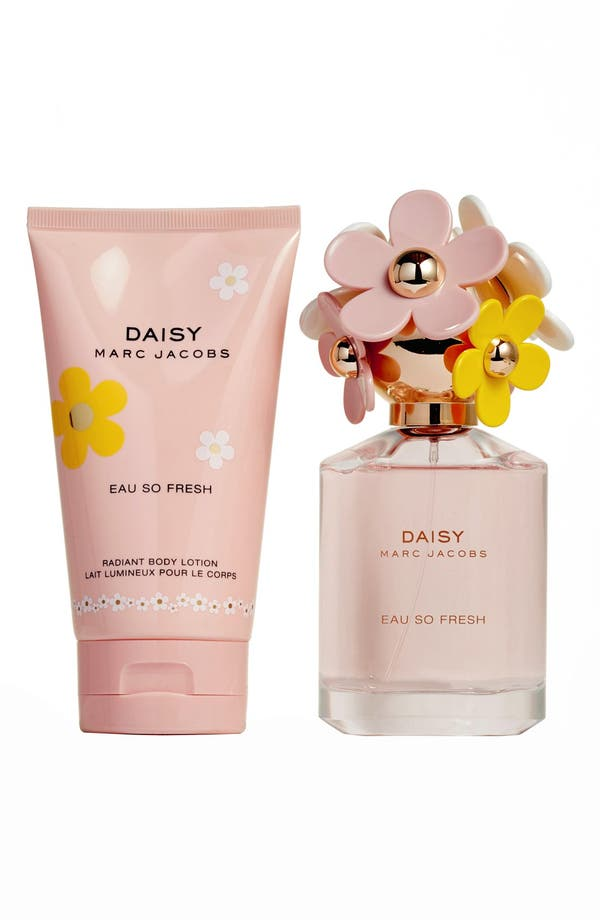 Alternate Image 1 Selected - MARC JACOBS 'Daisy Eau So Fresh' Set ($147 Value)